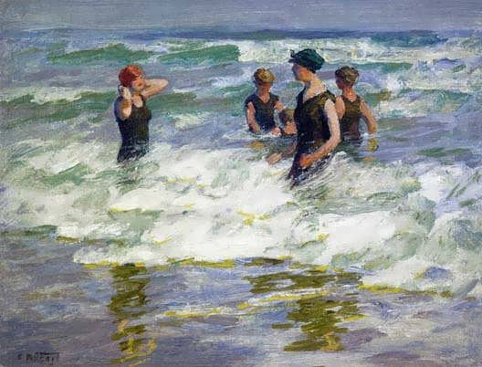 BathersintheSurf-Potthast