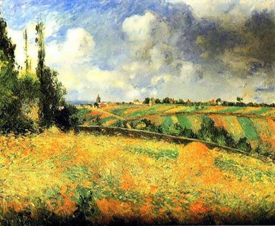 CamillePissarro-Fields