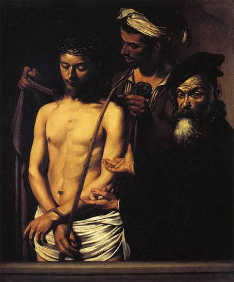 Caravaggio-EcceHomo