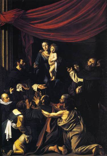 Caravaggio-MadonnaoftheRosary