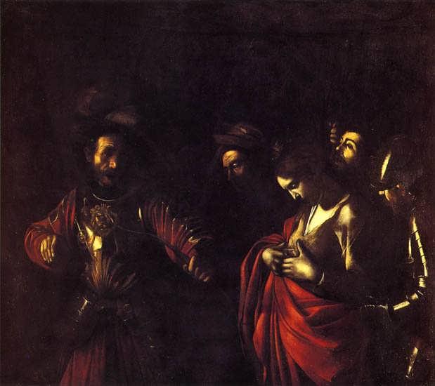 Caravaggio-TheMartyrdomofStUrsula