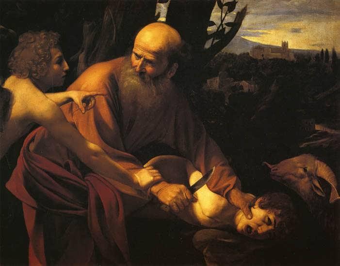 Caravaggio-TheSacrificeofIsaac