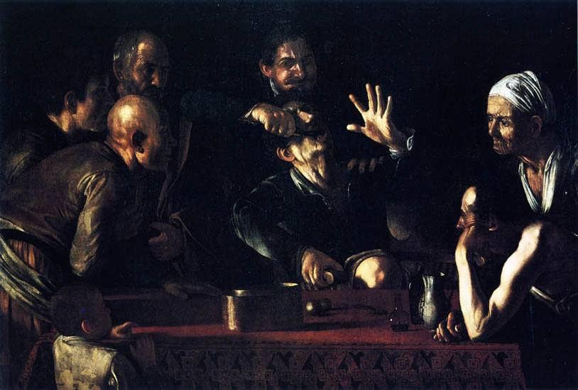 Caravaggio-TheTooth-DrawerinaTavern