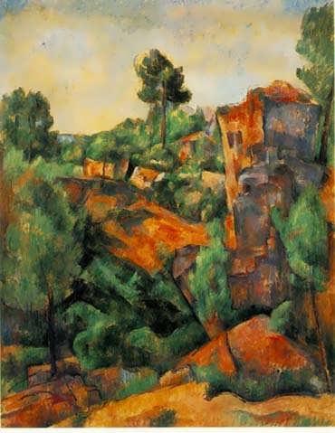 Cezanne-BibemusQuarry