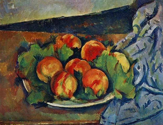 Cezanne-DishofPeaches