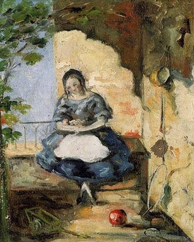 Cezanne-Girl1