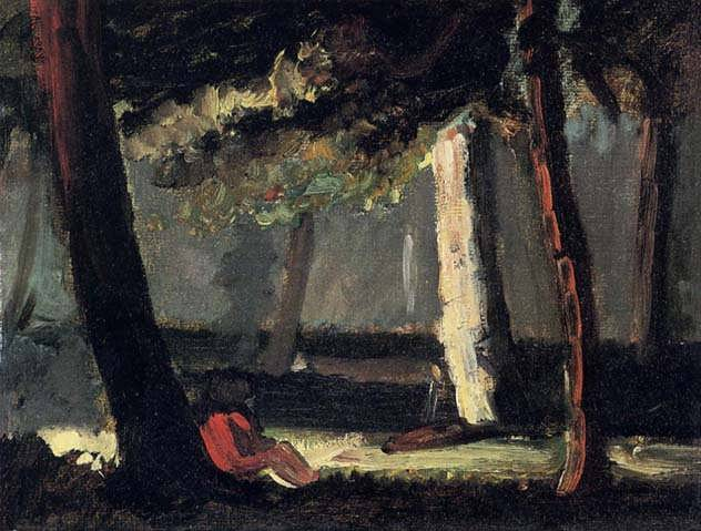 Cezanne-GuillauminbytheRoad