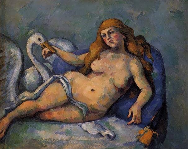 Cezanne-LedaandtheSwan