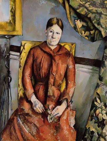 Cezanne-MadameCezanneinaYellowChair1