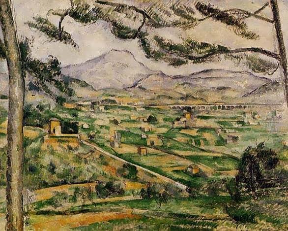 Cezanne-MontSainte-VictoirewithLargePine