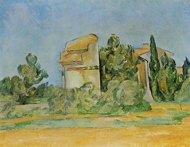 Cezanne-Montbriant