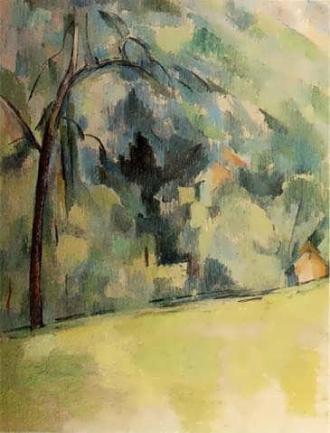 Cezanne-MorninginProvence