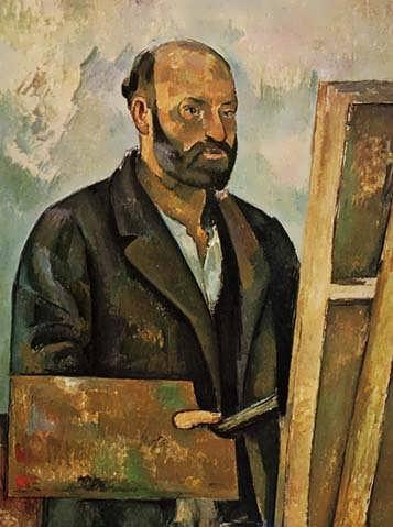 Cezanne-SelfPortraitwithPalette