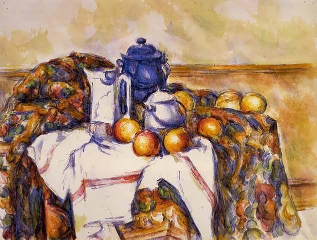 Cezanne-StillLifewithBluePot