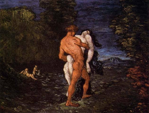 Cezanne-TheAbduction