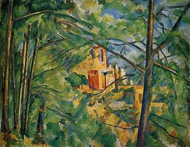 Cezanne-TheChateauNoir
