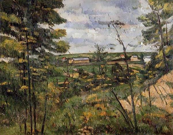 Cezanne-TheOiseValley