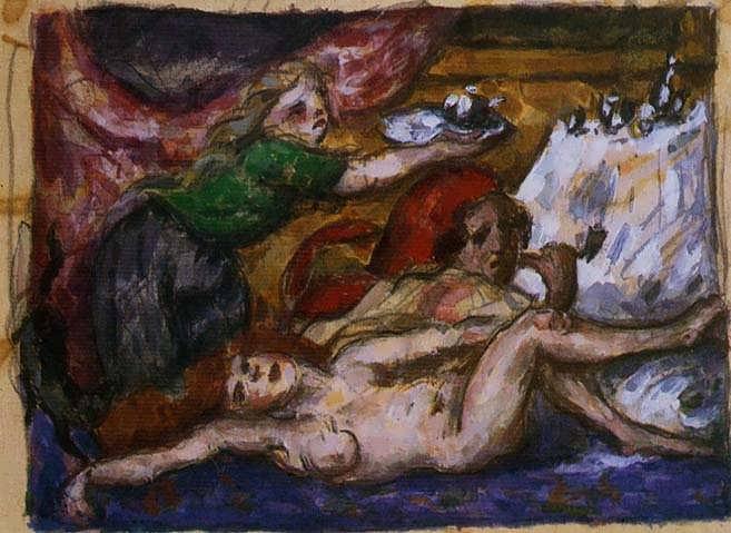 Cezanne-TheRumPunch