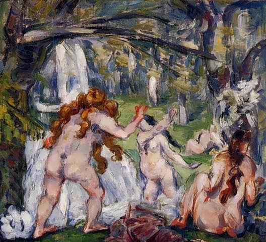 Cezanne-ThreeBathers