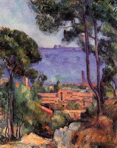Cezanne-ViewthroughtheTrees