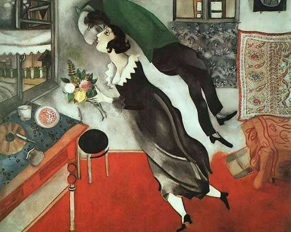 Chagall_the_birthday