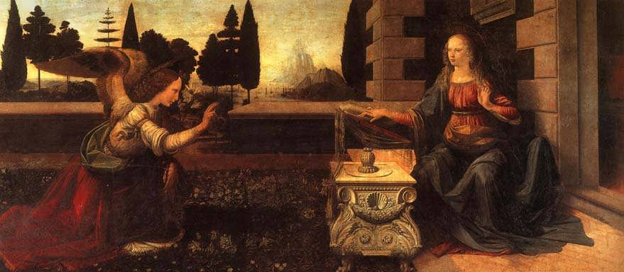 Da_Vinci_The_Annunciation
