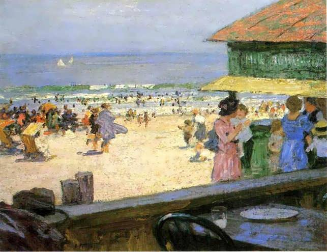 EdwardPotthast-BeachScene