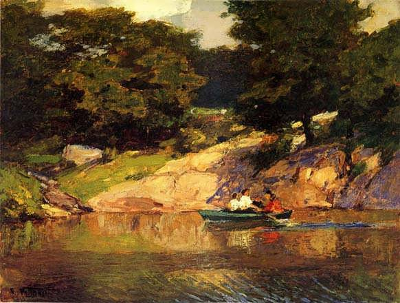 EdwardPotthast-BoatinginCentralParkk