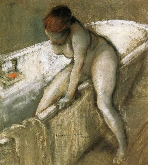 EverettShinn-GirlinBathtub