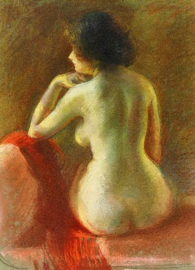 EverettShinn-Nude