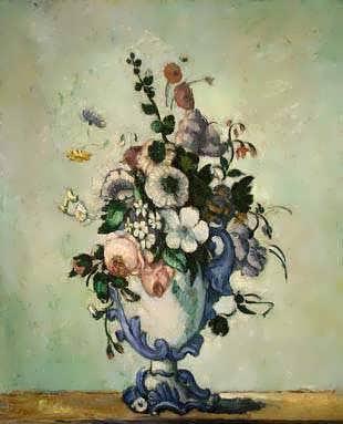 FlowersinaRococoVase