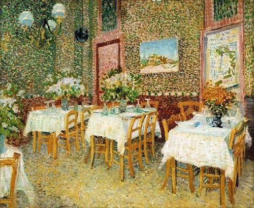 Gogh-InteriorofaRestaurant