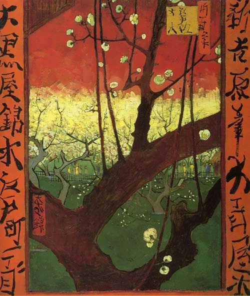 Gogh-JaponaiserieafterHiroshige