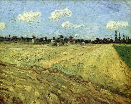Gogh-PlowedField
