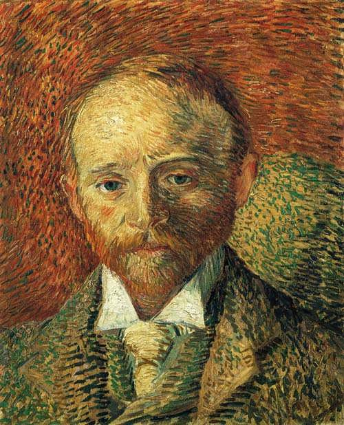 Gogh-PortraitofAlexanderReid