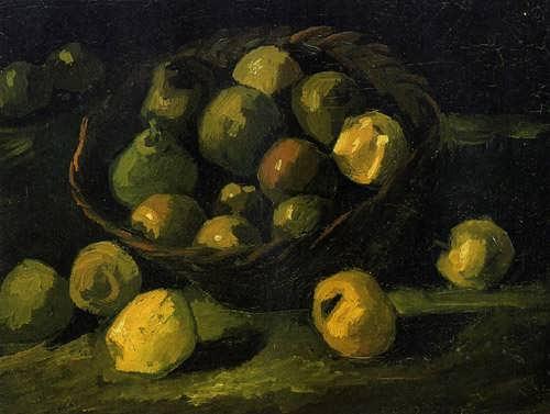 Gogh-StillLifewithBasketofApples