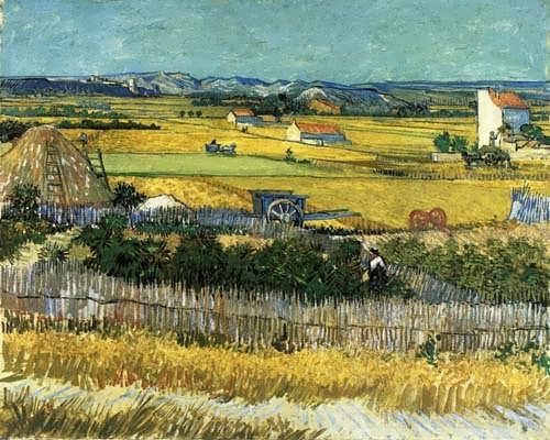 Gogh-TheHarvest