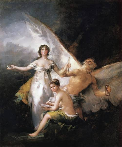 Goya-AllegoryontheAdaptionoftheConstitutionof18121