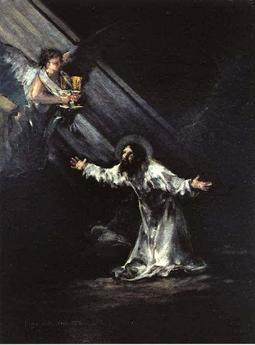 Goya-ChristontheMountofOlives