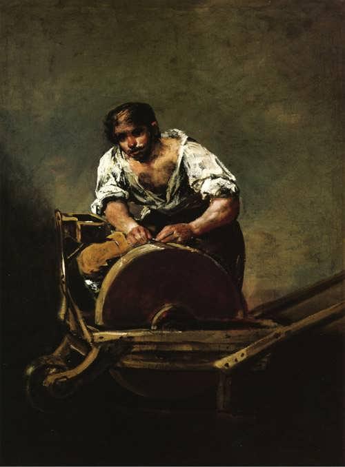 Goya-KnifeGrinder
