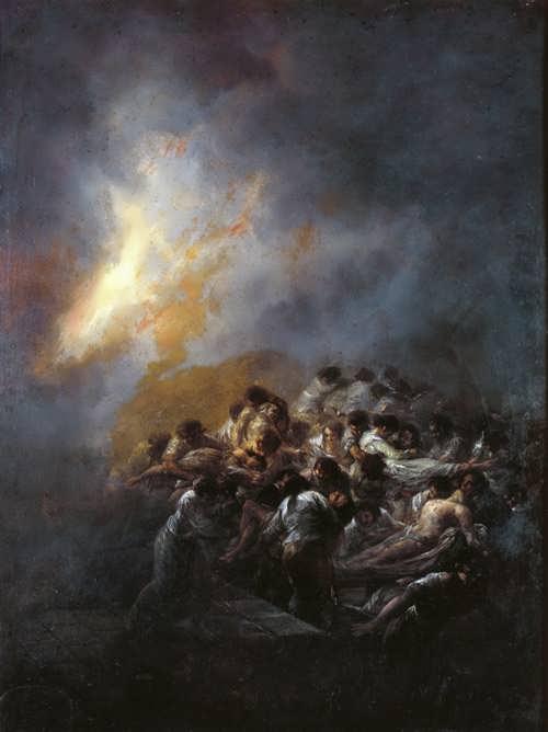 Goya-TheFireatNight