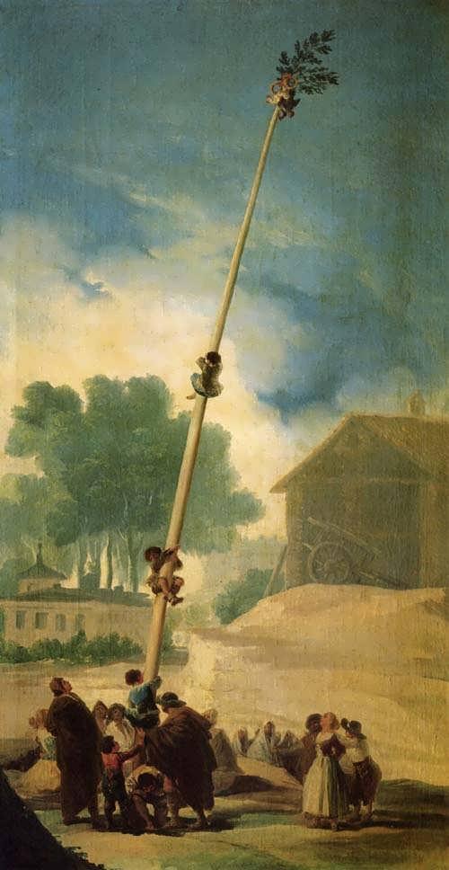 Goya-TheGreasedPole