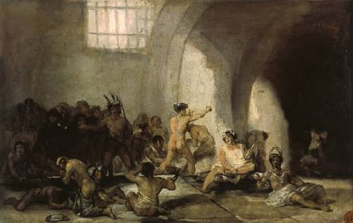 Goya-TheMadhouse