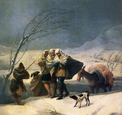 Goya-Winter