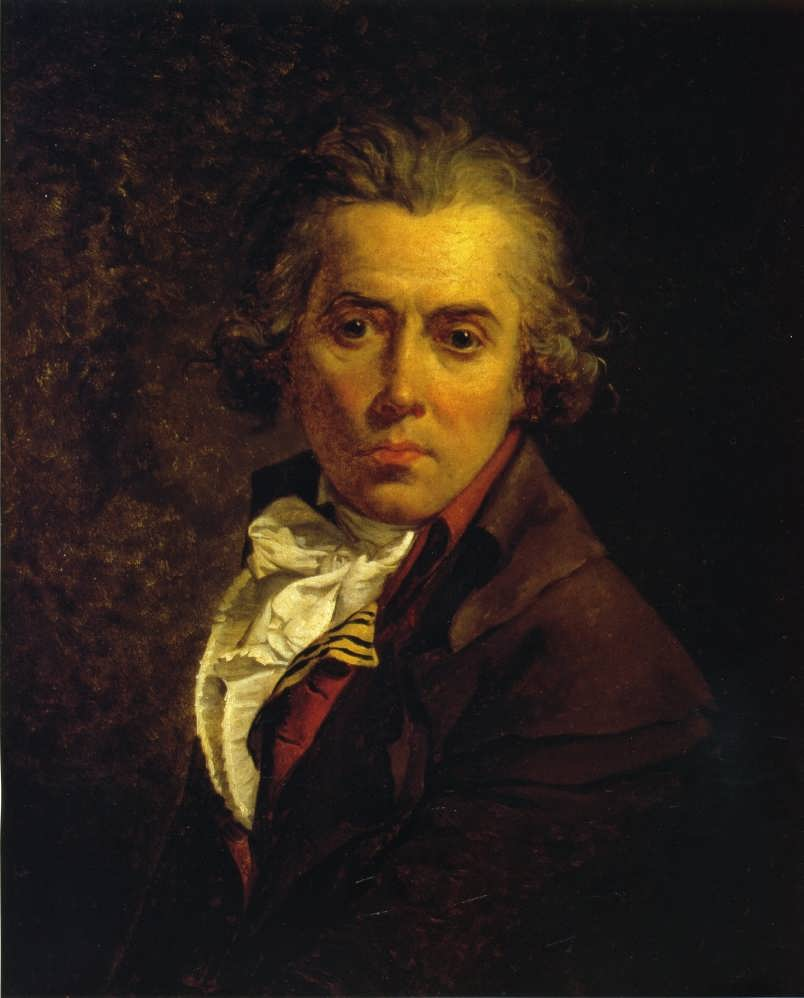 Jacques-LouisDavid-SelfPortrait