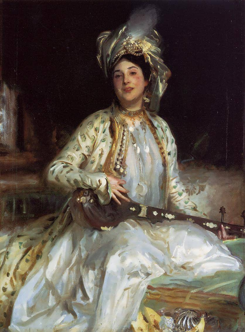 JohnSingerSargent-AlminaDaughterofAsherWertheimer1