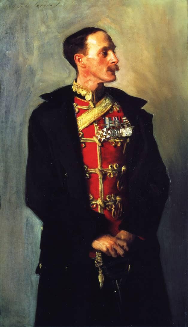 JohnSingerSargent-ColonelIanHamilton1