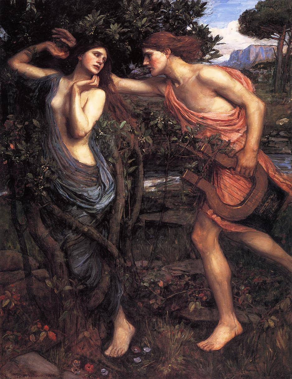 JohnWilliamWaterhouse-ApolloandDaphne