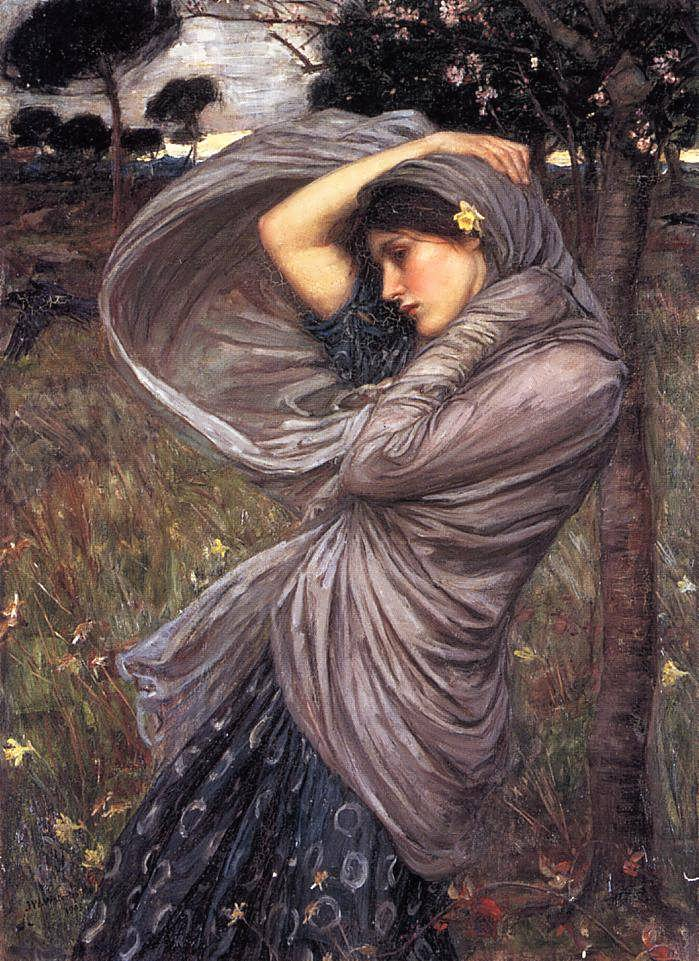 JohnWilliamWaterhouse-Boreas