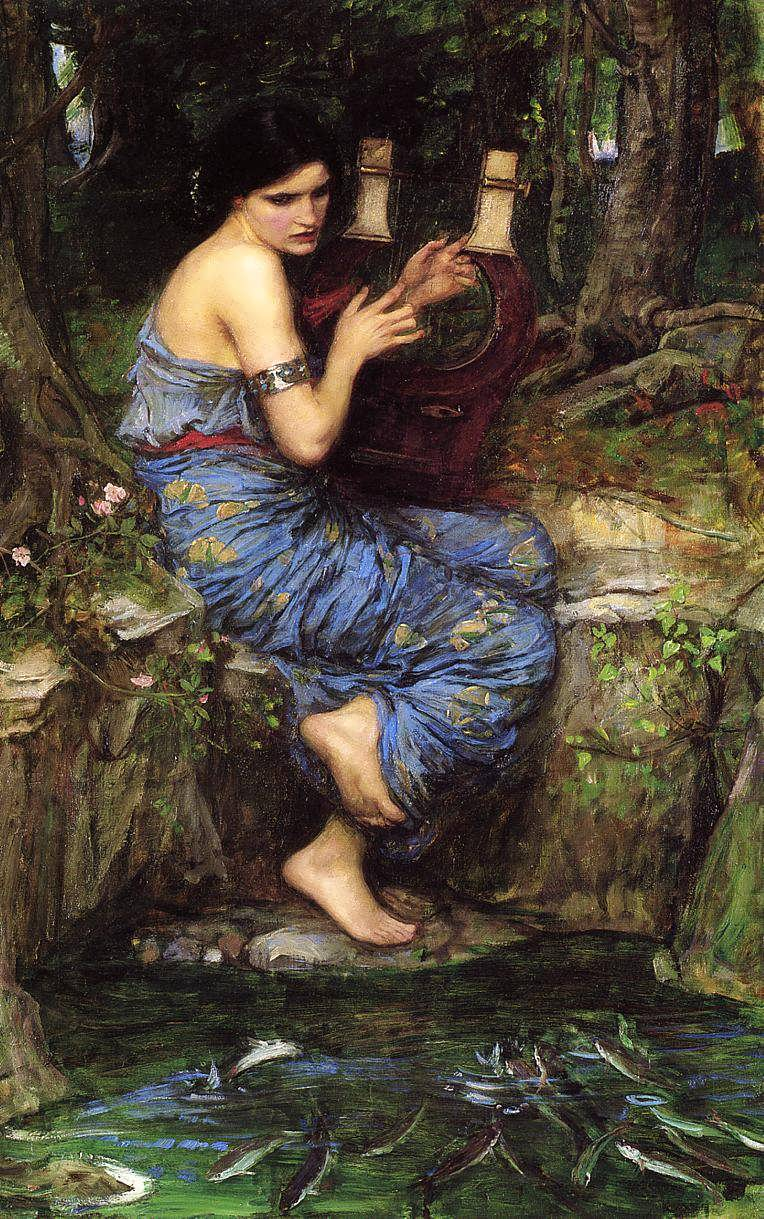 John William Waterhouse – Page 5 – Ownapainting.com